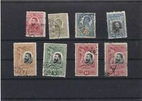ROMANIA   MOUNTED MINT OR USED STAMPS ON  STOCK CARD  REF R908