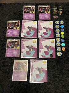 Pokémon Celebrations Konvolut Ordner,Pins,Coins über 500 Karten mit guten Hits