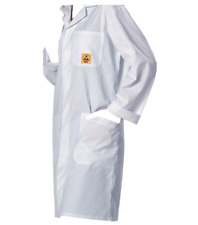 Elimstat® Anti Static ESD Lab Coats - White or Blue - High Quality - UK Stock