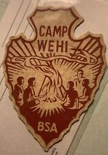 Boy Scout Camp Wehi