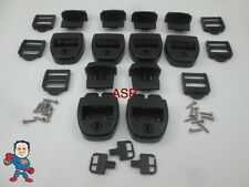 6X Spa Hot Tub Cover Latch Strap Repair Kit, Key Hot Spring Caldera Video How To