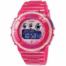 BRAND NEW LADIES CASIO BABY-G PINK  BGD-121-4ER  WATCH  **UK SELLER**