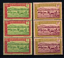 CAMEROUN - CAMERUN - 1925-1927 - Mandato francese -