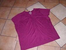 Cotton Blend Basic Tees Plus Size T-Shirts for Women