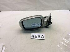 09 10 11 12 ACURA RL FRONT LEFT DOOR REAR VIEW EXTERIOR MIRROR OEM J 493A