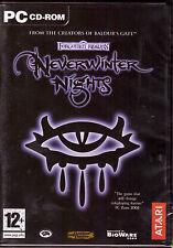 Neverwinter Nights [PC-DVD Computer, Region Free, BioWare Classic Fantasy RPG]