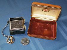 Rare Vintage STANDARD 7 TRANSISTOr SR-G433 Mini Radio JAPAN