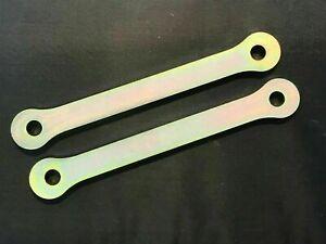 G1 Lowering kit 50mm Dog Bones Linkages fits GSF1200 GSF1250 Bandit *UK MADE*