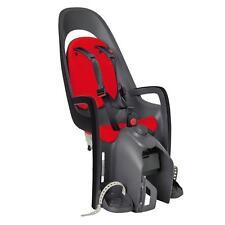 Hamax Caress Fahrrad Kindersitz Gepäckträger Grau Rot E-Bike 9 Monate 22 Monate