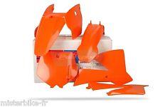 Kit Plastiques Polisport  KTM SX65 2002-2008 02-08 Couleur Origine Orange