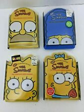 The Simpsons Seasons 6 - 9 special edition DVD box sets