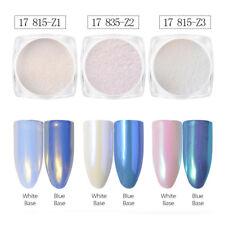 2g /caja brillo perla diamante sirena Pigmento polvo Manicura Decoración de uñas
