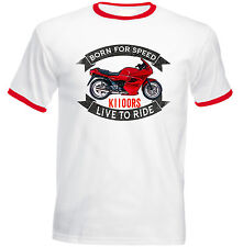 BMW K1100RS - NEW COTTON TSHIRT - ALL SIZES IN STOCK