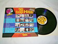 LP Top 13 Club 1985 Juli August Modern Talking Bad Boys Blue Opus Dead or Alive
