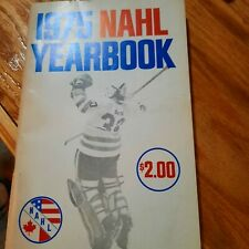 Johnstown Jets/ Nahl 1975 YEARBOOK