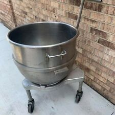 New listing 80 qt quarts attachment bowl for Hobart commercial bakery mixer dolly