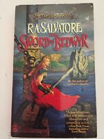 The Sword Of Bedwyr by Salvatore R.A - Book - Paperback - Fantasy