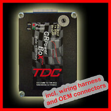 Digital Power Box CRplus Diesel Tuning Chip Module for Nissan Navara dCi