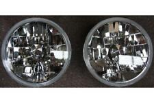 Holden HQ HJ HX HZ 7 Crystal Halogen Headlight Set