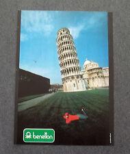 G440 - Advertising Pubblicità - 1980 - BENETTON