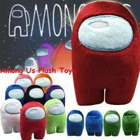 20CM Among Us Plush Soft Stuffed Toy Doll Game Figure Plushie Xmaxs Gift Kids