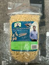 6 X Alan Titchmarsh Seed & Mealworm Suet Treat For Wild Birds BBE 4/15