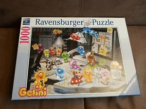 GELINI Ravensburger Puzzle 1000 Teile - Nachts im Büro 191505