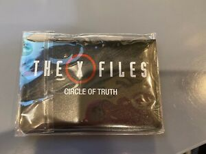 New in Package X-Files Circle of Truth 2 Player Card Game Loot Crate Exclusive