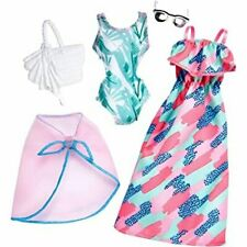 New listing Barbie'S Dress-Up Clothes And Accessories/Beach Resort/Beach Resort/Swim Suit