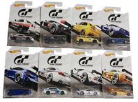 Hot Wheels Gran Turismo Modellautos 8er Set FKF26, Renault Megane Trophy NEUWARE