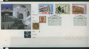Australia 1991 Those who served APM23060 First Day Cover