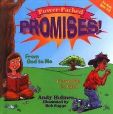 New - Power-Packed Promises! From God to Me from Me to God Hardback Ages 5-8