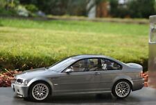 BMW M3 CSL E46 1/12 grau met. Ottomobile M Style no 1/18 ALPINA M1 M5 M6