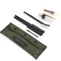 Gun Cleaning Kit Set for 5.56mm .223 .22 Caliber Rifle Nylon Brush Cleaner