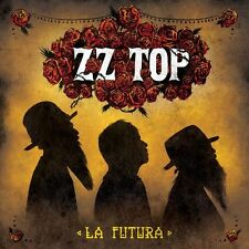 ZZ TOP - LA FUTURA - CD SIGILLATO DIGIPACK 2012