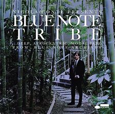 V.A.-NICOLA CONTE PRESENTS BLUE NOTE TRIBE-JAPAN ONLY CD E25