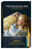 SANFORD 2428 PRISMACOLOR VERITHIN E732 PREMIER PENCIL 36-COLOR SET