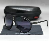 Carrera Gläser  Geschenk Kraftvoll Herren Damen Sonnenbrille Unisex Mattrahmen