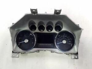 Speedometer Instrument Cluster MPH   2013 Ford F250 F350 Lariat - 6.7L Diesel