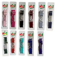 Kids Adjustable Snake Belt Ages 1-10 Elasticated Colored Belt