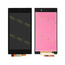 LCD Screen Assembly for Sony Xperia Z1 with Frame BLACK