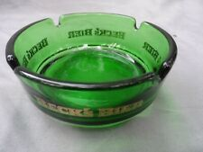 New ListingBecks Beer Bier Forest Green Ashtray France