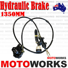 1350mm Hydraulic Rear Disc Brake Caliper System Dirt Quad Bike ATV Buggy Gokart