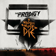 "The Prodigy : Invaders Must Die VINYL 12"" Album 2 discs (2009) ***NEW***"