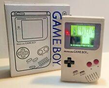 Game Boy classic grigio retroilluminato schermo IPS Nintendo con Pokemon Nuovo
