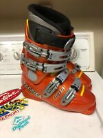 USED YOUTH TECNICA CORSA DOWNHILL SKI BOOTS SIZE 4.5