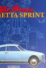 Giulietta Buch Alfa Romeo Sprint Bertone 101 750 Veloce Ti Zagato Rarität