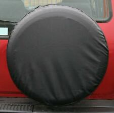 "SUV 4X4 Rear Spare Wheel Tyre Cover Fits 15"" Inch PVC & Cotton fits Suzuki Jimny"
