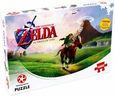 Winning Moves The Legend of Zelda Ocarina of Time 1000-piece Jigsaw Puzzle