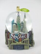 New York Snow Ball Empire Chrysler Liberty Snowglobe Souvenir